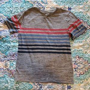 Youth Boys Size 14-16 V Neck Tshirt